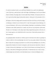 essay juri essay in order to answer the question 1 pages workshop
