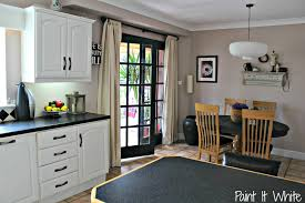 Chalk Paint Kitchen Remodelaholic Beautiful White Kitchen Update With Chalk Paint