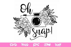 Camera Svg Photography Clipart Graphic By Thejaemarie Creative Fabrica Digital Sticker Clip Art Svg