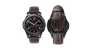 22mm Quick Release Watch Band,<b>Genuine Leather Band</b> 46mm ...