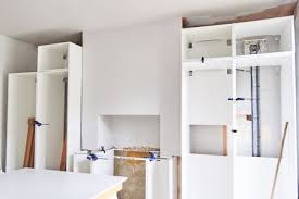 how to build kitchen cabinets