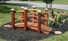 6ft garden bridges