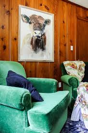 knotty pine wall decorating ideas