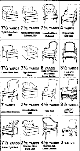 Upholstery Chart For Furniture Upholstery Chart Emily Ann Interiors