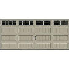16 foot insulated garage door sandstone garage doors a inspirational gallery collection ft x 7 ft 16 foot insulated garage door