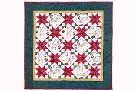 Easy Maple Leaf Quilt Pattern (Bed Size Quilt) & Sew a Joyous Celebration, an Easy Star Quilt Pattern Adamdwight.com