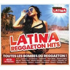 Friday, june 25 2021, 8:06 am Latina Reggaeton Hits 2021 Cd 2021