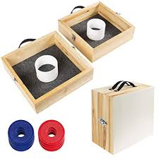Wooden Washer Game Set