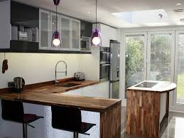creating a kitchen breakfast bar using solid wood countertops worktop express information guides