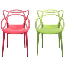 Plastic Dining Chairs China Latest Design Modern Uk