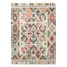 designs tangier ivory orange pink brown grey area rug 5 and gray light washable rugs with