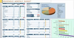 Excel Spreadsheet Templates For Tracking Training Monthly Expense Budget Spreadsheet Template Excel Project Manageme