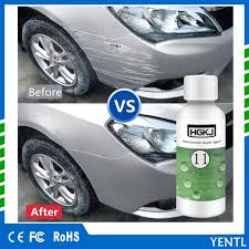 car polish paint scratch repair agent