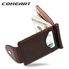 vintage men s leather wallet