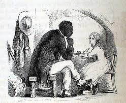 james baldwin was wrong about harriet beecher stowe for all tom and eva illustration by hammat billings from the 1853 edition of harriet beecher stowe s
