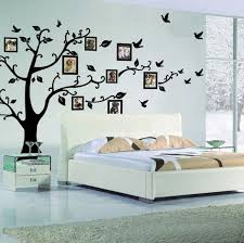 memory tree photo tree wall vinly decal decor sticker removable wall decal for living room