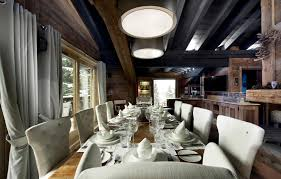 ski chalet furniture. Chalet Le Petit Chateau, Courchevel 1850 · Dining In Chateau Ski Furniture