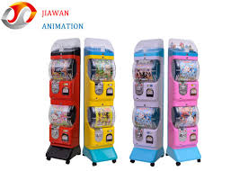 Commercial Vending Machine Mesmerizing Durable Commercial Vending Machines Two Boxes Gashapon Plastic Toy