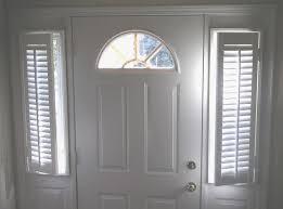 front door side window curtainssidelight window treatments  Roselawnlutheran
