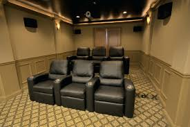 budget home theater seating small basement ideas balancing the budget home  theater small basement ideas balancing