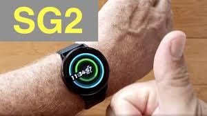 """<b>LEMFO SG2</b> IP68 Waterproof """"Always On"""" Display Wireless ..."""
