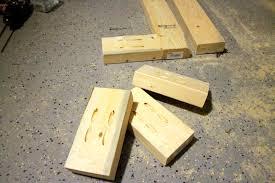 diy furniture west elm knock. DIY Knock Off Faux Reclaimed Wood Emmerson West Elm Benches - Charleston Crafted Diy Furniture I