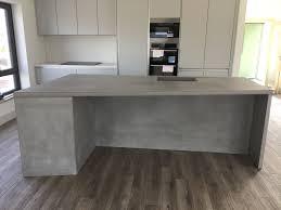polished concrete furniture. Polished Concrete Island Fair Furniture