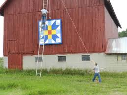 Visit Ludington - Mason County Barn Quilt Trail, Cultural Trail in ... & barn quilt 1 Adamdwight.com
