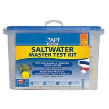 550 Tank Chart Welcome To Api Fishcare Saltwater Master Test Kit