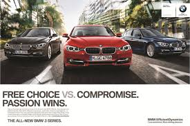 BMW 3 Series bmw 3 series advert : F30 BMW 3 Series gets a new campaign | BMWCoop
