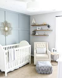 Cool & serene // this gorgeous nursery by /melissasabra/ is featured on the