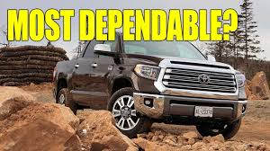 Most Reliable Pickup Truck, SUV 2019 JD Power Study - YouTube