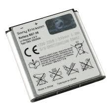 Sony Ericsson <b>BST</b>-38 BST38 W580 W980 Z770i C510 C902 C905 ...