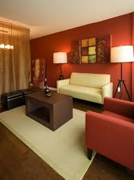 Orange And Brown Living Room Interior Design Orange And Brown Living Room Decorating Ideas For
