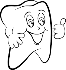 Small Picture Super Dental Tooth Coloring Page Wecoloringpage