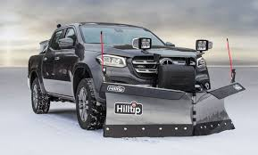 Pickups, what works best for snow ploughs and salt spreaders?