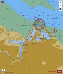 Grimsby Marine Chart 1188_1 Nautical Charts App