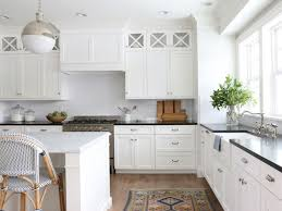 white kitchen. This Is Not A Boring White Kitchen