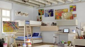 artist theme room