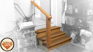 stairs from garage to house. Modren From Garage Steps Build On Stairs From To House A