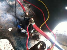 3 wire solenoid diagram victa 3012tx solenoid wiring questions on victa ride on mower assist someone else where their 3