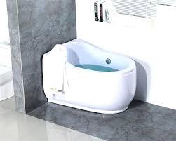 portable bathtub for shower stall