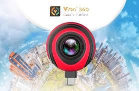 VPai Clip <b>4K 360</b>-<b>degree</b> cameras for turnkey solution