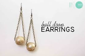 craft up these easy and elegant drop earrings free tutorial with pictures on how