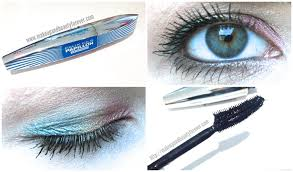 l oreal paris voluminous erfly mascara faux cils papillon review and eotd best mascara india makeup and beauty forever