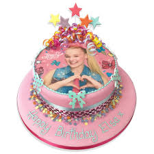 Jojo Birthday Cake Girls Birthday Cakes The Cake Store