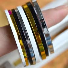 Aliexpress.com : Buy 1X Nail Art Rolls Striping Tape NEW 2mm 3mm ...