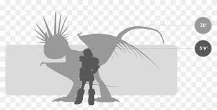 Train Chart Download Train Your Dragon Height Chart Hd Png Download 6525885