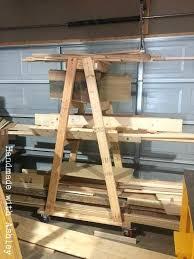 outdoor lumber storage rack wood outdoor lumber storage rack diy