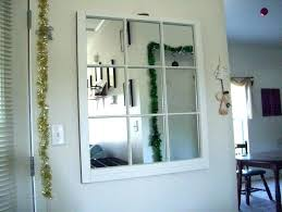 mirrored window pane window frame mirror outstanding window mirror decor decorative window pane mirrors window pane